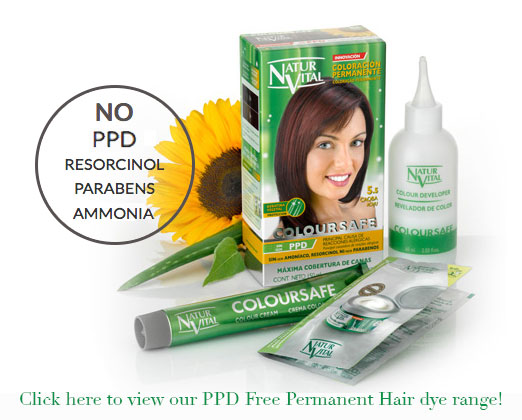 NaturVital Hair Dye No PPD