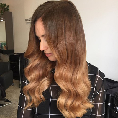 hair colour light brown
