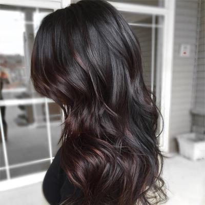 hair colour chestnut