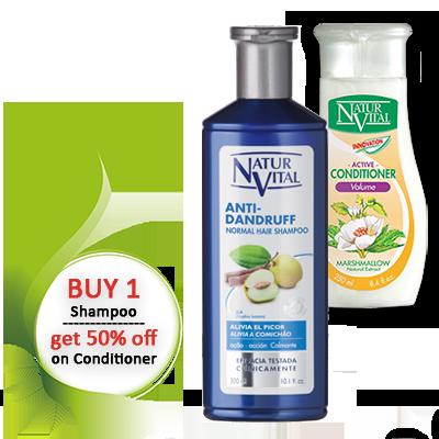 Anti-Dandruff Shampoo for Normal Hair