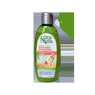 Revitalising Sensitive Shampoo - Ginseng