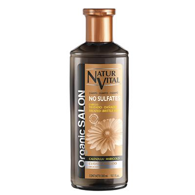 Organic Salon Shampoo NO Sulfates Delicate Care