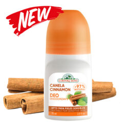 deodorant cinnamon